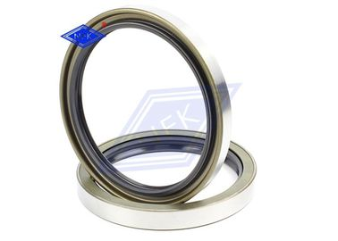 Vertical Shaft Rubber Oil Seal , Distributor Metal Cased Oil Seals For PC300-7