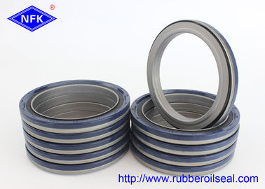 NOK Rubber Oil Seal CAT320 Crankshaft Rear Dustproof Lip For S6K Engine