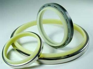 China Corrosion Resistant Shaft Rod Wiper Seals ME-1N ME-2 ME-8 Moving / Static Ring supplier