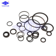 PC360-7 PC300-7 Hydraulic Pump Repair Kit SPGO / O Ring Mechanical Seal Black Color