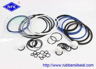 China SB81 SOOSAN Hydraulic Breaker Seal Kit , NOK Pump Seal Kit Mechanical Style company