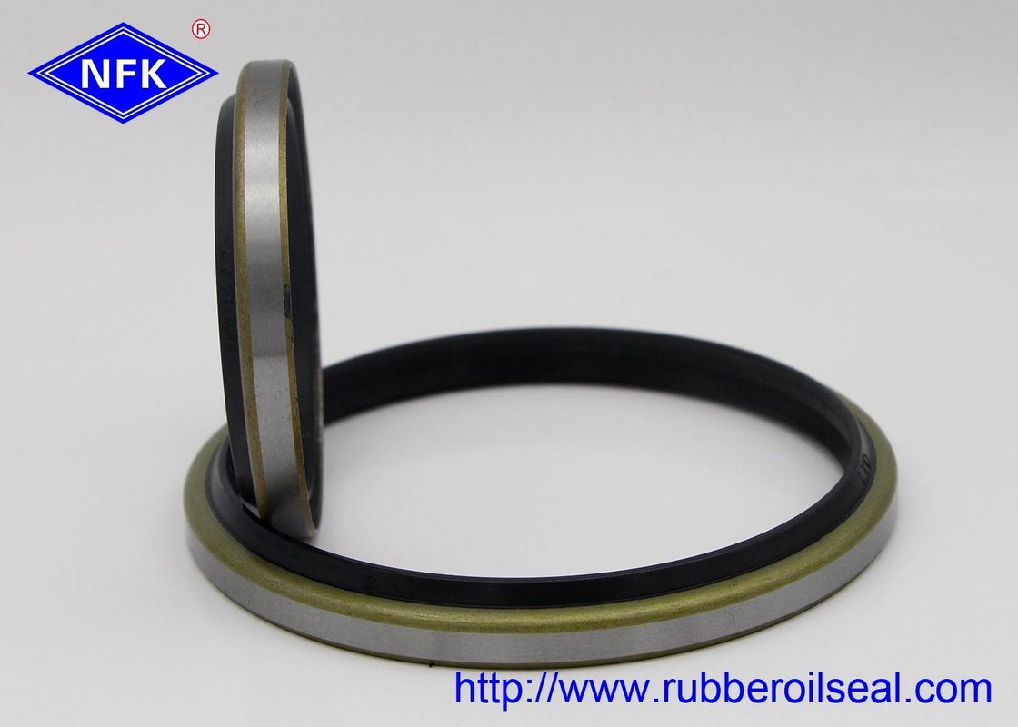 PU Dust Wiper Seal DKB DKBI DSI LBH LBI DWI For Mechanical Hydraulic Cylinde