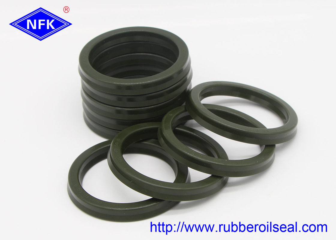 Durable Standard Hydraulic Piston Seals For Heavy load hyro - cylinder