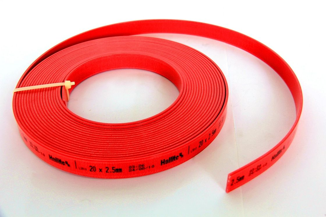 High Temperature Wear Ring Seal RYT Large Strength 20-90 Hardness Range