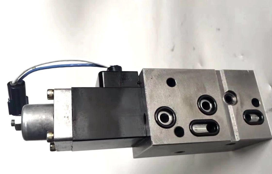 KATO Hydraulic Pump Parts Electromagnetic Valve / Excavator