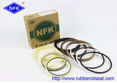 China Polyurethane + TPFE + FKM + NBR Excavator Seal Kit For ZOOMLION ZE220 ZE230E Heat Resistant factory