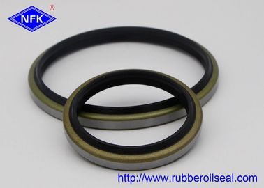 Rubber Dust Wiper Seals , Hydraulic Wiper Seal For Hydraulic Cylinder AR3828-F5 DKB