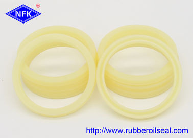 China Metallurgical Industry Rubber Piston Seals / Hydraulic Cylinder Piston Rings PU Material ODI OSI OUIS OUHR factory