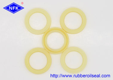 China Yellow U801 Hydraulic Cylinder Rod Seal  FU0279-F0 IDI 25*35*6mm Size 35 Mpa Stress factory