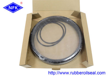 China Rubber Floating Oil Seal , O Ring Lip Seal Shore A Hardness Various Size factory