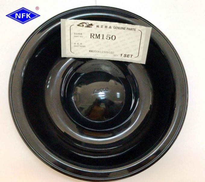 KOREA 20MPa Pressure Rubber Diaphragm Seals For Euroram Rammer RM150  Hydraulic Breaker
