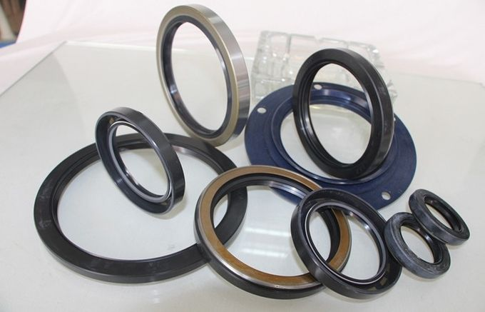 Mechanical Rotary Shaft Lip Seal EX200-2 Wear Resistant For 6BD1 6BG1 Engine