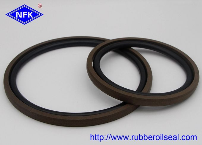 Single Acting Hydraulic Piston Seals , SPGO Pneumatic Cylinder Seals GS1829-V0