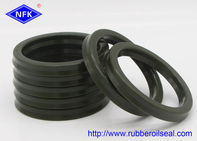 Heat Resistance Paint Hydraulic Piston Seals / Mechanical Seal